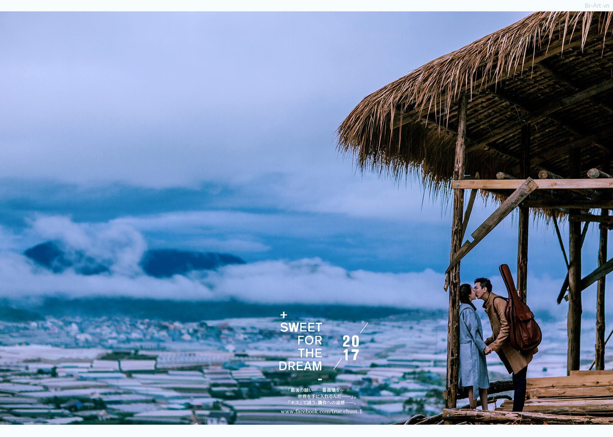 Ảnh Cưới Trên Đà Lạt Mộng Mơ - NAG Trúc Trúc Chuột Chuột